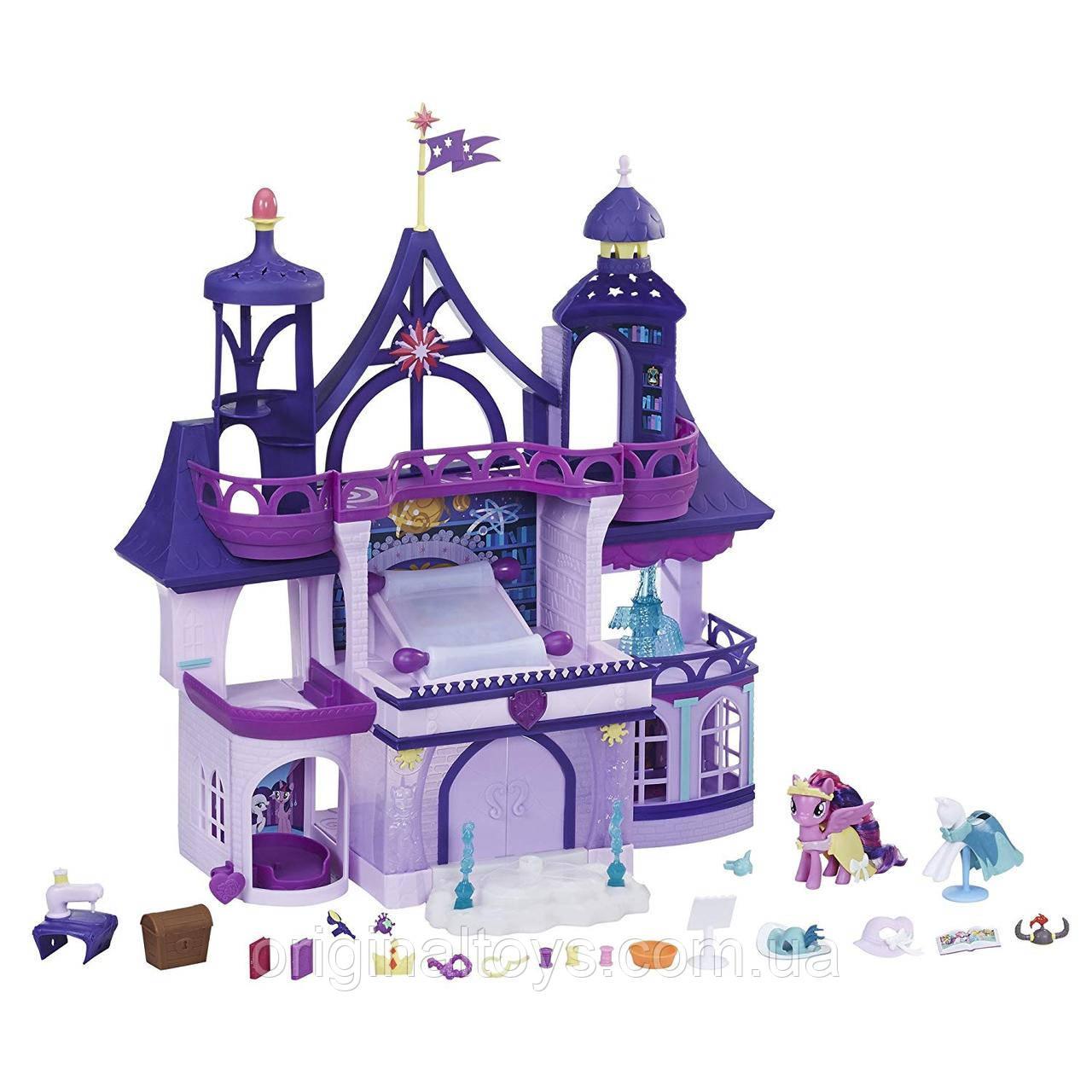 Набор Замок My Little Pony Magical School Твайлайт Спаркл Волшебная школа E1930