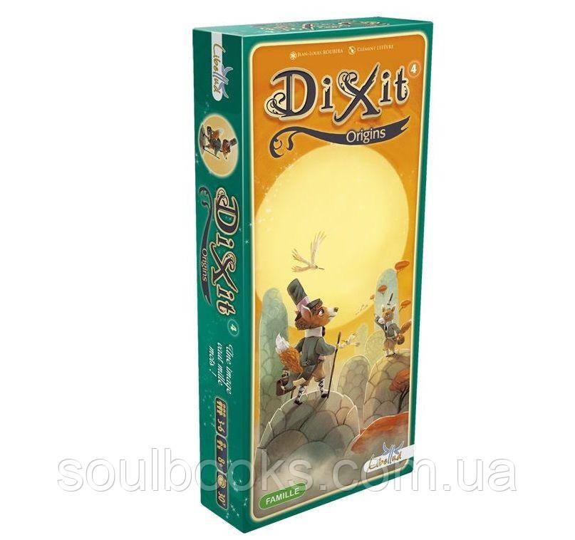 Dixit 4: Origins (Диксит 4: Начало) - настольная игра