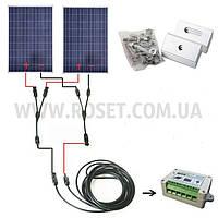 Солнечная панель - Solar Board 200W 18V (1330 х 992 х 40 мм)