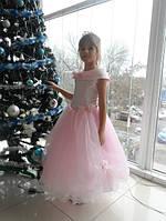 Детское бальное пышное платье