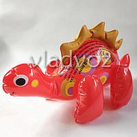 Надувная игрушка intex 58590 динозаврик