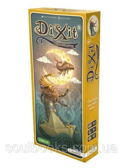 Dixit 5: Daydreams (Диксит 5: Сны Наяву) - настольная игра
