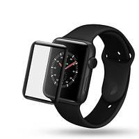 Защитное стекло 3D для Apple Watch Series 38/40/42/44 mm