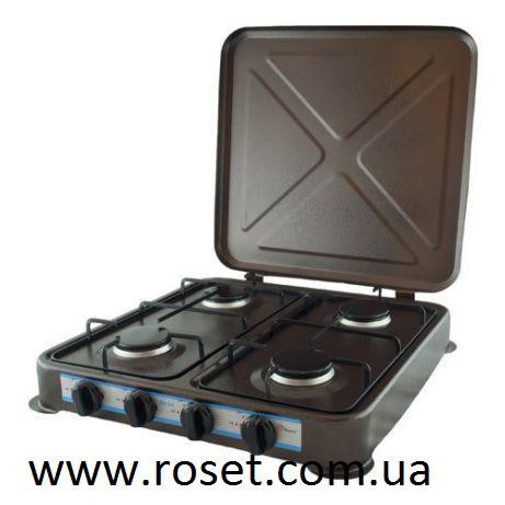 Купить Техника и электроника, Газовая плита Domotec MS 6604 (4 конфорки)