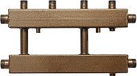 Распределительный коллектор для систем отопления СК 252.125 на 2 контура