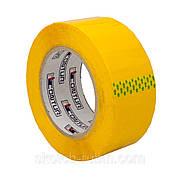 """Скотч """"Contur"""" желтый (200 м.), от производителя, опт розница"""