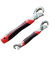 Набор Универсальных Самозажимных ключей для болтов и гаек разных размеров Snap n Grip, фото 1