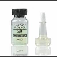 MAGIC ARGANOIL Secret Potion Реструктурирующее лечение 1шт (в уп. 10мл*9шт)