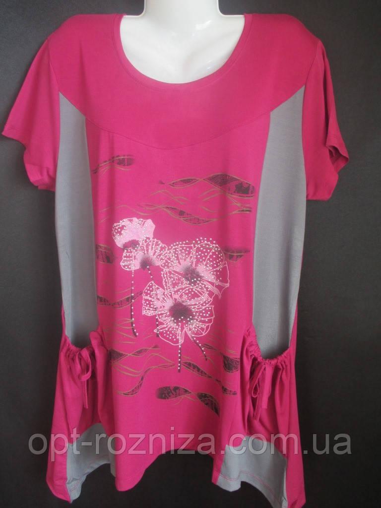 42e8615653a Купить Недорогую тунику-великана для женщин с рисунком на лето ...