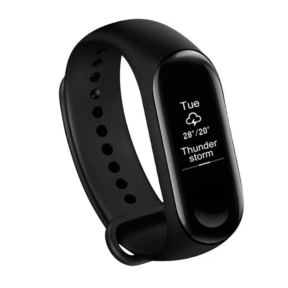Фитнес браслет Xiaomi Mi Band 3 Black Оригинал