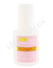 Клей для типс и накладных ногтей с кисточкой ByB Nail Glue 10 гр.
