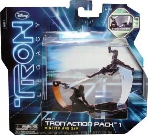 Набор из 2-х фигурок Tron 39008-6014728-Tron