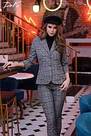 Женский стильный костюм  ДГд41218