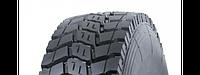Грузовая шина Ovation Vi-313 (ведущая) 9.00r20 144/142k 16pr