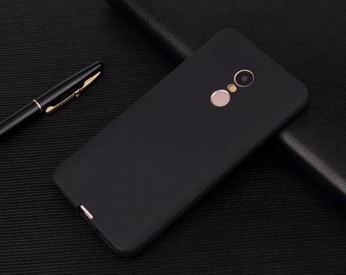 Силиконовый чехолдля Xiaomi Redmi 5
