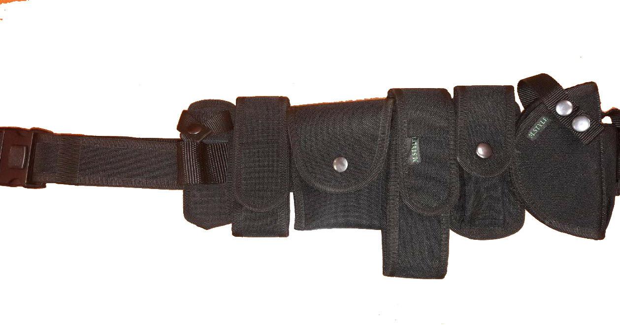 Ремень для патрульного Полиции  7 предметов