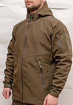 Куртка Soft Shell хаки