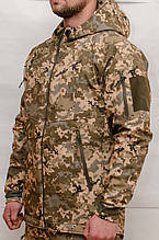 Куртка Soft Shell пиксель ЗСУ