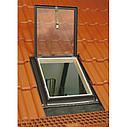 Дахове вікно-вилаз FAKRO WGT з гартованим склом люк на кришу Факро с закаленным стеклом, фото 5