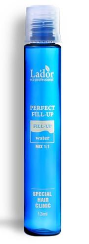 Восстанавливающий филлер для волос La'dor Perfect HairFill-Up. Ламинирование дома