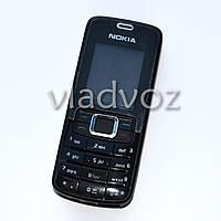 Корпус для Nokia 3110c чёрный с английской клавиатурой не дорогой