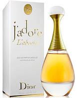 Женская парфюмированная вода Christian Dior J'adore L'absolu EDP 100 ml