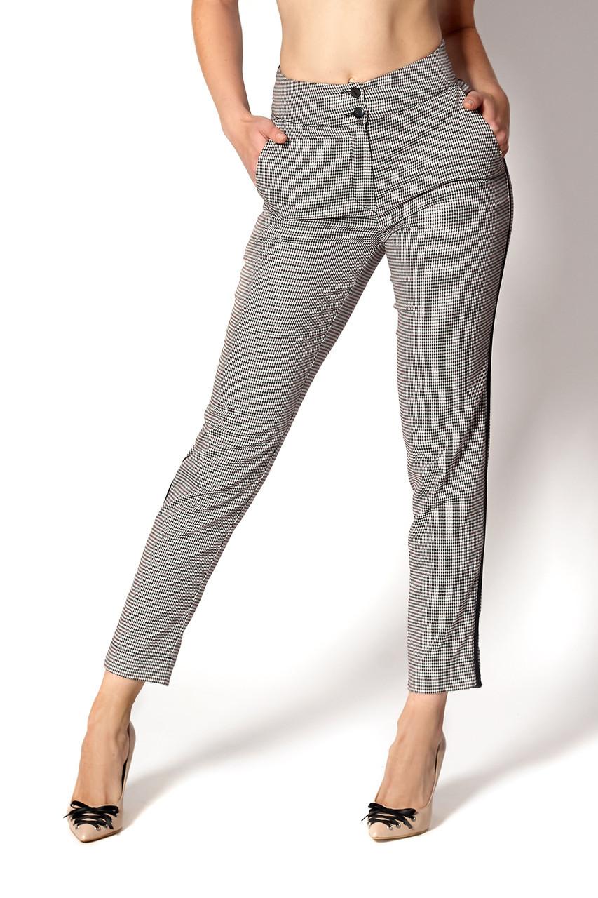 Укороченные женские брюки 42-50рр.