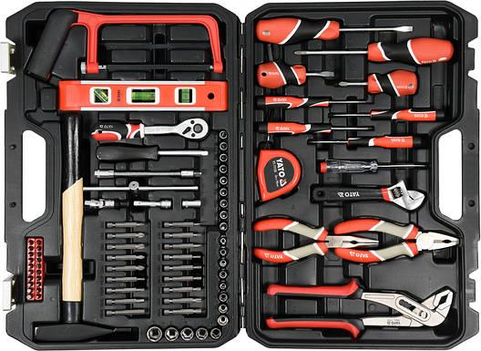 Професійний набір інструментів 88 шт. YATO YT-38928, фото 2