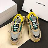 Кросівки, снікерси унісекс Balenciaga, Баленсіага, 35-45 р-р люкс якість, фото 4