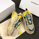 Кросівки, снікерси унісекс Balenciaga, Баленсіага, 35-45 р-р люкс якість, фото 6