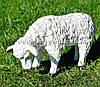 Садовая фигура Пастух с овцами, фото 5