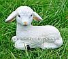 Садовая фигура Пастух с овцами, фото 6