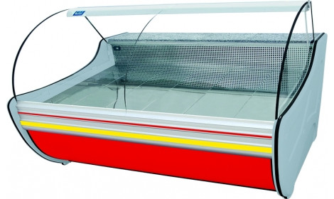Витрина холодильная COLD NEVADA W-10 SGS