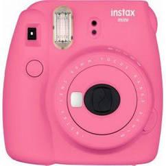 Камера моментальной печати FUJI Instax Mini 9 CAMERA FLA PINK EX D N Розовый Фламинго
