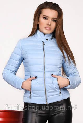 Женская короткая осенняя куртка GrandTrend 8820, фото 2