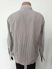 Рубашка мужская высокого качества больших размеров G-PORT, Турция, фото 3