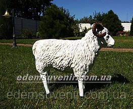 Садовая фигура Баран и Овца, фото 3
