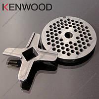 Нож и сетка для мясорубки Kenwood PRO 1600