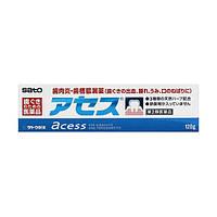 SATO Acess  Лечебная  зубная паста от пародонтоза и гингивита, 120 г