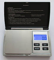 Профессиональные ювелирные весы с чехлом до 500(0,1)