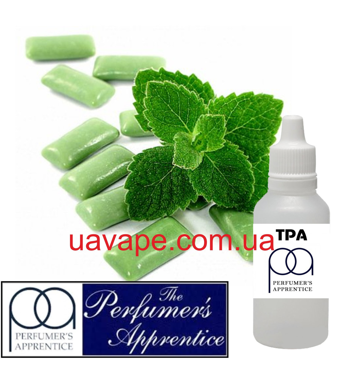 Ароматизатор TPA - Spearmint Flavor ТПА сперминт, 50 мл