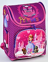 99cd93f9461e Ранец школьный каркасный ортопедический Принцесса 1, 2, 3 класс. Для  девочек. Рюкзак