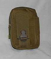 Поясная сумка (подсумок) песок, фото 1
