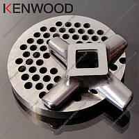 Нож и решетка для мясорубки Kenwood MG450, MG470, MG510, фото 1