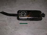 Глушитель МТЗ, ЮМЗ короткий черный L=930 мм  (пр-во Беларусь)