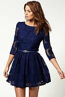 Женское платье, кружевное платье, платье куколка, жіноче плаття