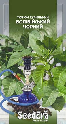 Семена табака курительного Боливийский черный 0,05 г, Seedera, фото 2