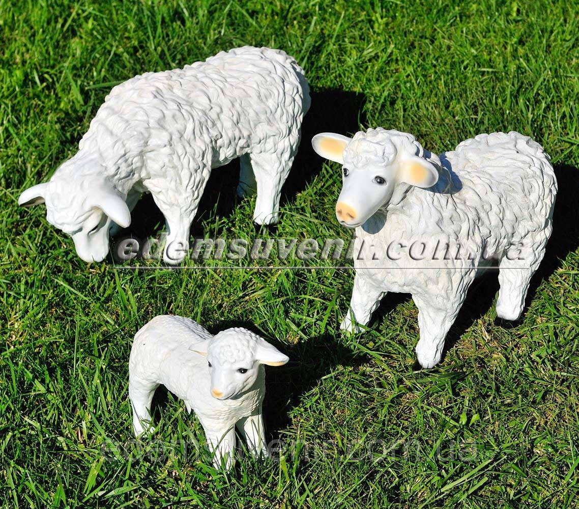 Садовая фигура Овцы