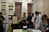 Презентация материалов Декор Студии Акварель в Киеве