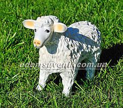 Садовая фигура Овцы, фото 2